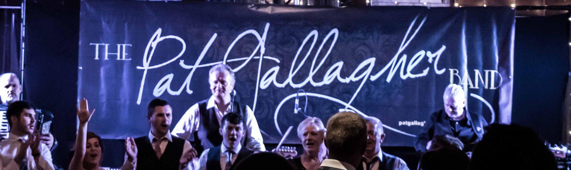 Pat Gallagher Wedding Band